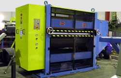 Embossing and Gauging machine image